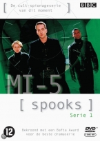 Spooks Temporada 1