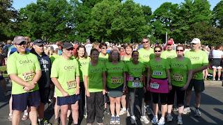 Marathon runners!