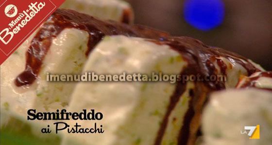 Semifreddo ai Pistacchi di Benedetta Parodi