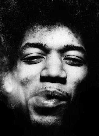 Music is a safe kind of high - Jimi Hendrix