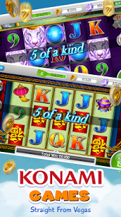 Screenshots of the My VEGAS for Android tablet, phone.
