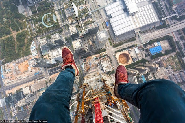 Le Daredevils not Scaled Shanghai Tower is Back With A Climb Just Crazy