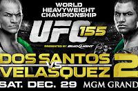 UFC 155: Dos Santos vs. Velasquez 2