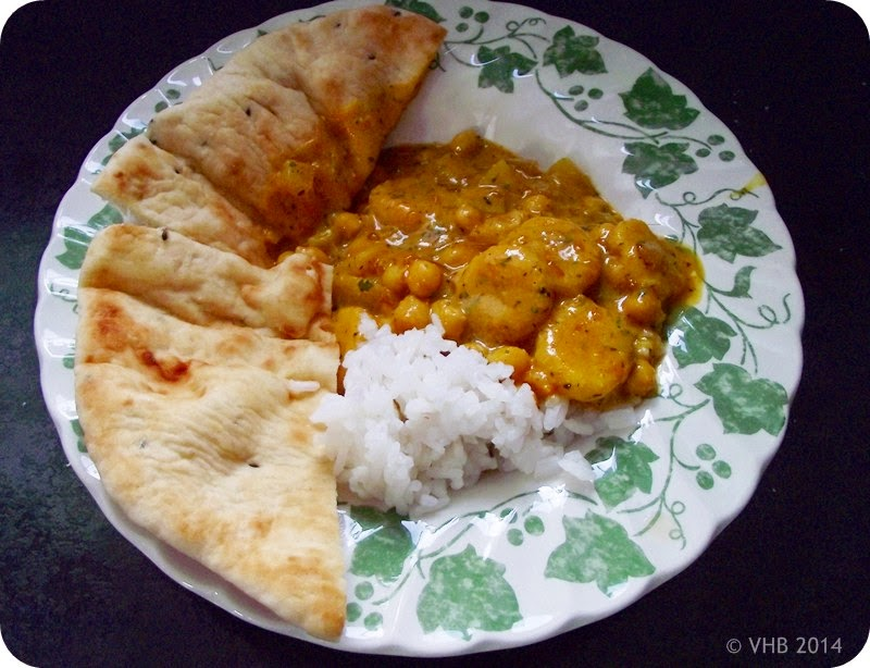 creamy curry recipe