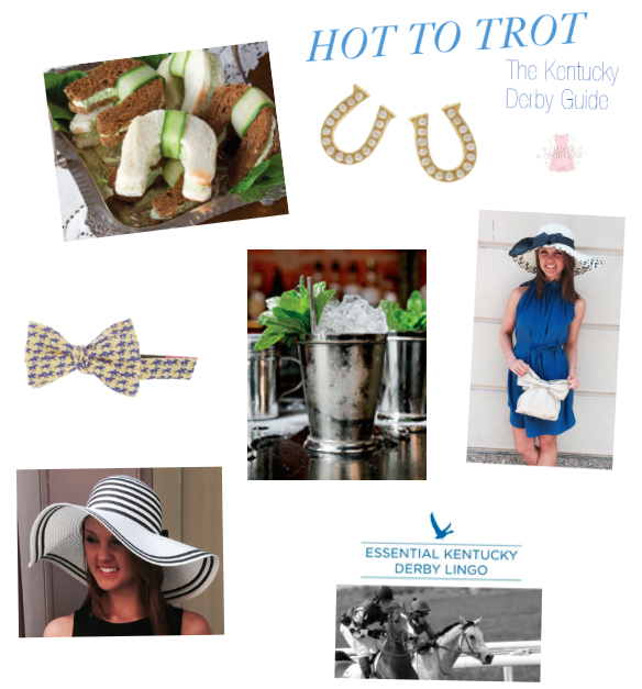 Kentucky Derby Party Guide | Sassy Shortcake Blog | blog.sassyshortcake.com