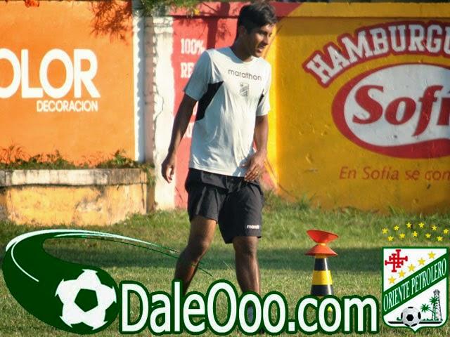 Oriente Petrolero - Carlos Añez - DaleOoo.com página del Club Oriente Petrolero