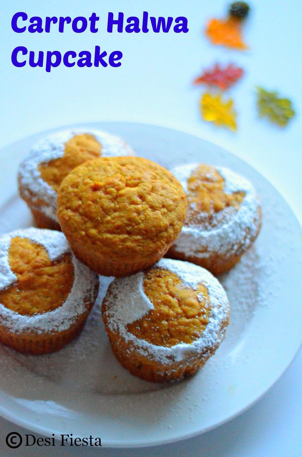 Diwali Themed Cupcake