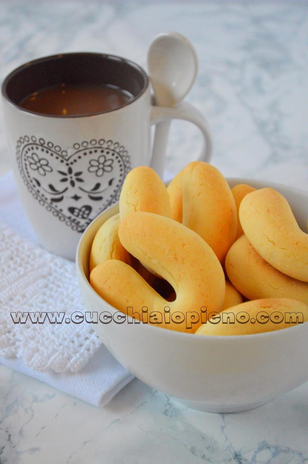 biscotti brasiliani al formaggio