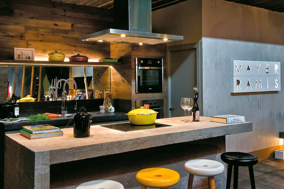 decoracao cozinha tendencia