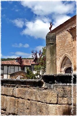 Iglesia de Sto Tomás, Covarrubias
