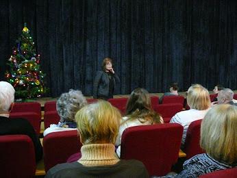 Spotkanie z reżyserką Nataszą Ziókowską-Kurczuk