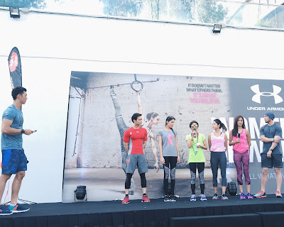 women of will under armour malaysia