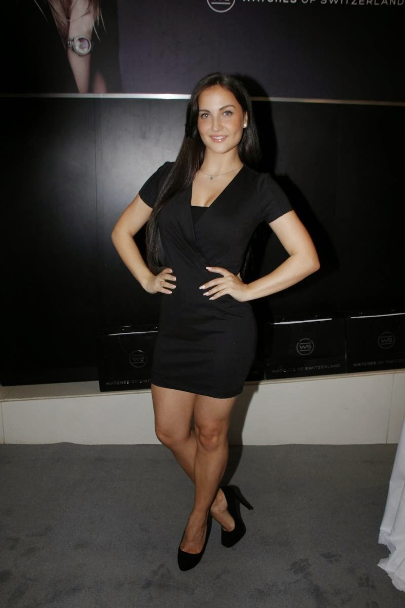 Elli Avram, Huma Qureshi at Dior Watches Launch Stills