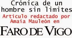 Articulo en Faro de Vigo