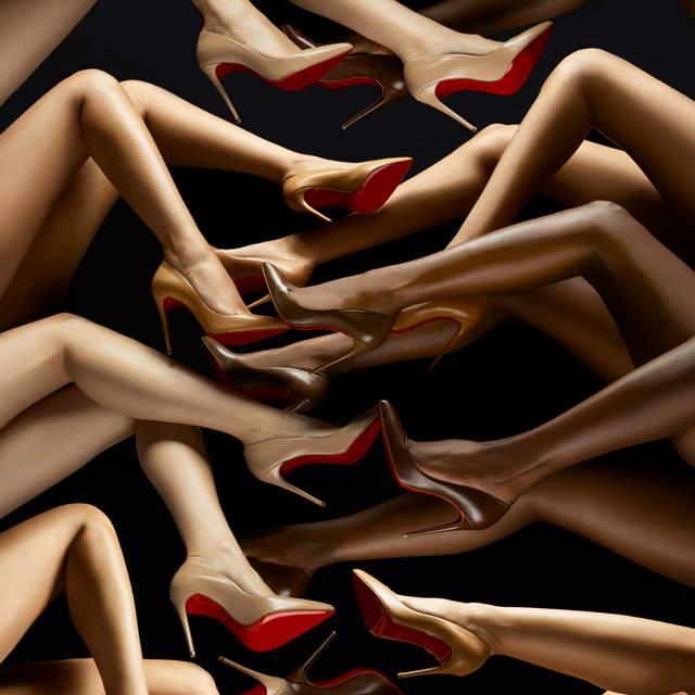 Os Nudes de Christian Louboutin