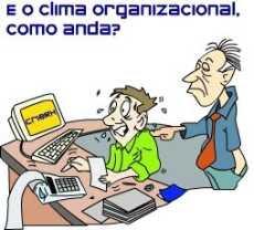 pesquisa clima organizacional