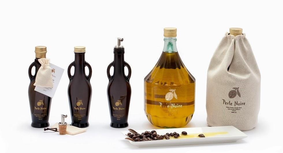 Perle Noire Olivenöl