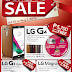 Great deals on the LG Red Tag SALE