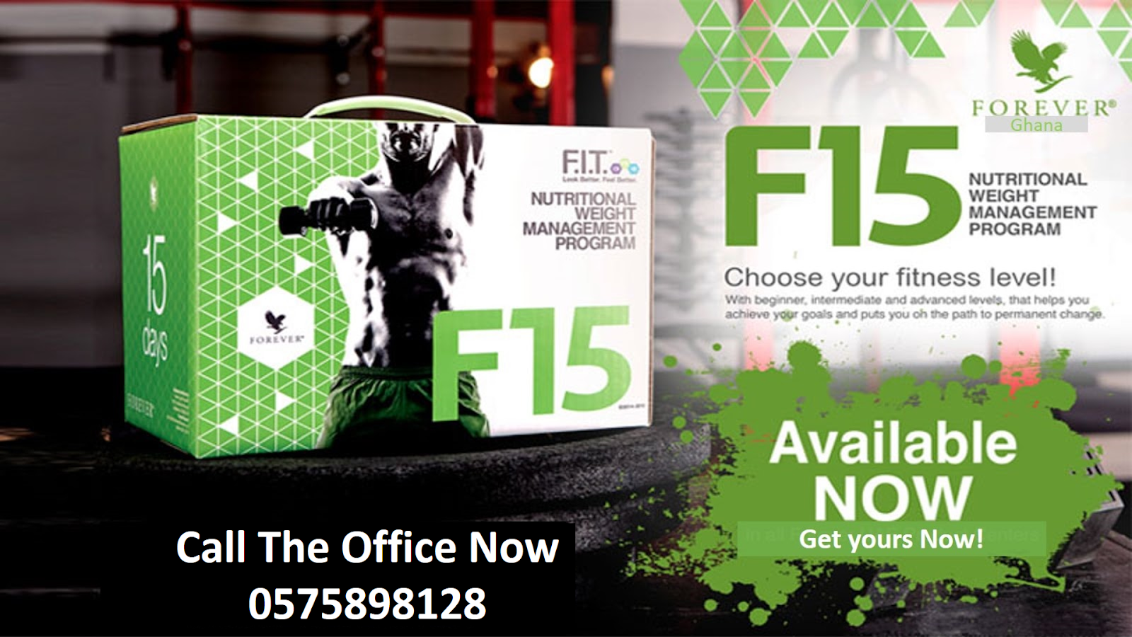 Burn Tummy Fats With F15