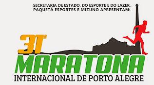 Maratona de Porto Alegre 2015.