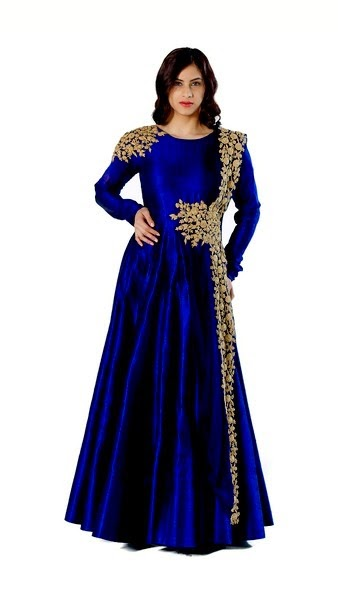 Latest Fashion of Anarkali Suits