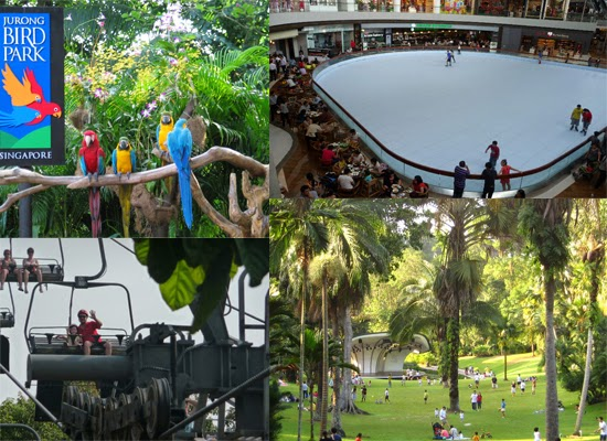 Những điểm đến tuyệt vời dành cho trẻ ở Singapore