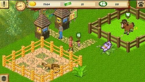 Gameplay Zoo Giant