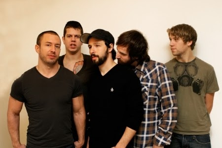 the dillinger escape plan - band