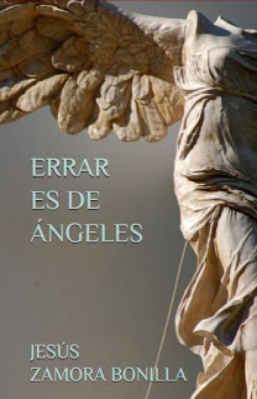 <i>Errar es de ángeles</i>, mi nueva novela.