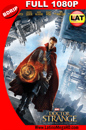 Doctor Strange: Hechicero Supremo IMAX EDITION (2016) Latino FULL HD BDRIP 1080P ()
