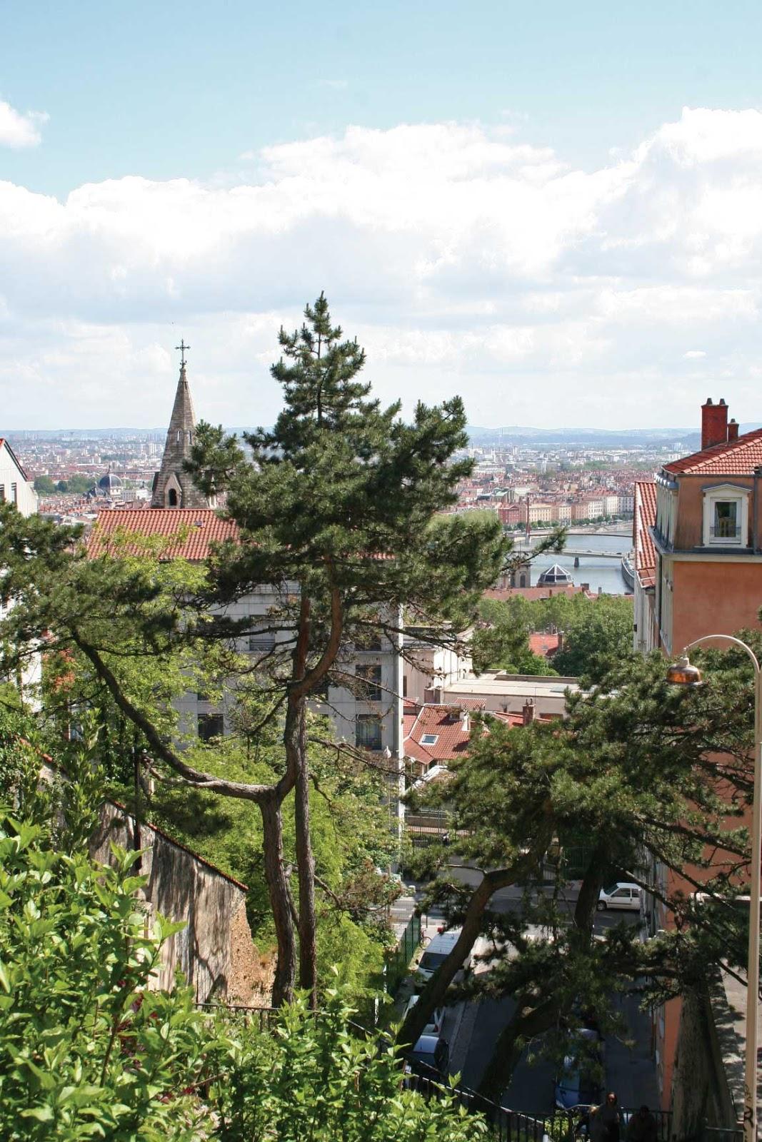 rue de l'Alma vue panoramique - visite guidée de Lyon - Nicolas Bruno Jacquet