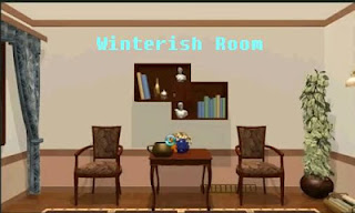Winterish Room walkthrough.