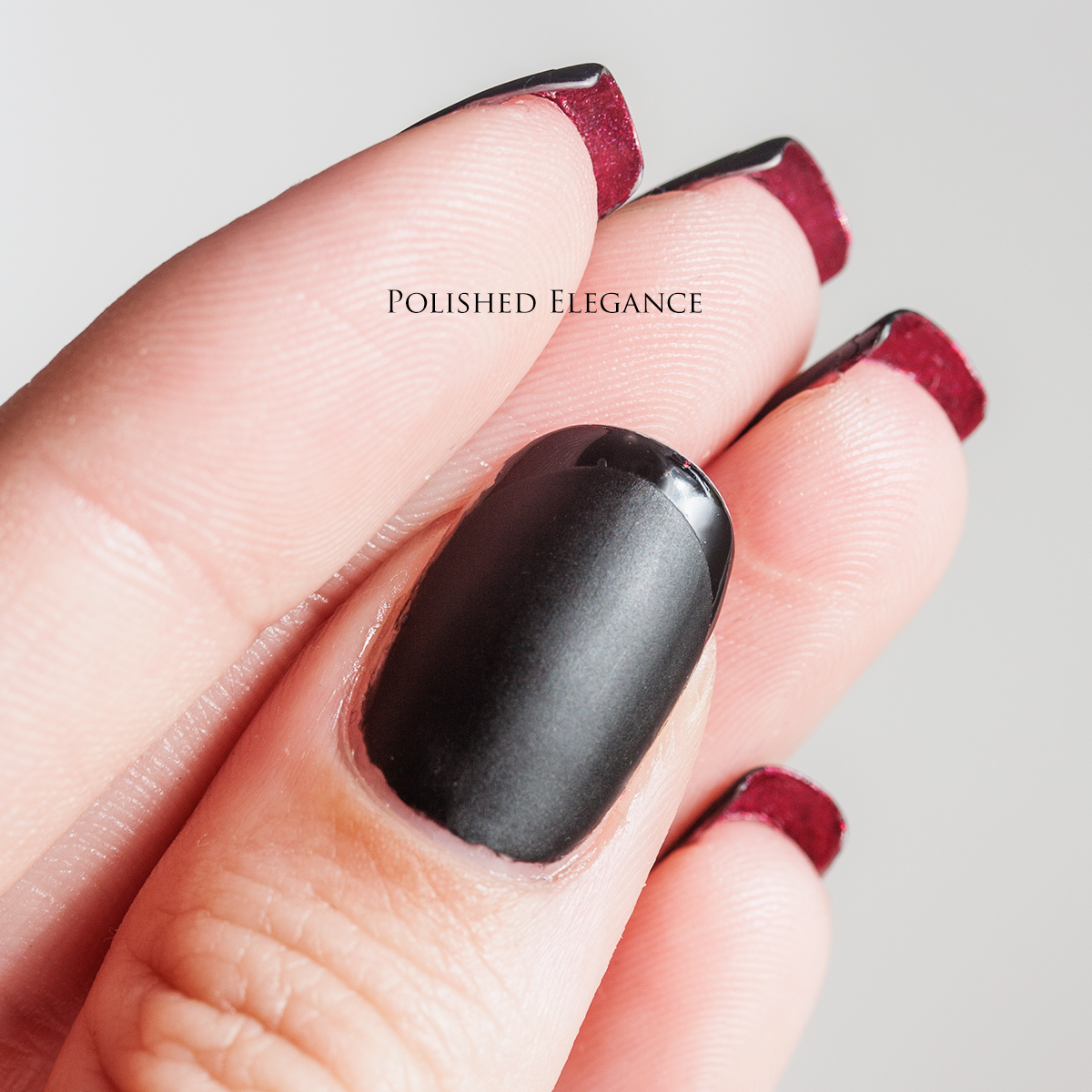 Nail Polish Tips: Polished Elegance: Glossy Tips