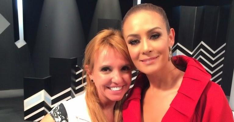 Adictos AnetteMichel: Anette Michel en México Next Top Model