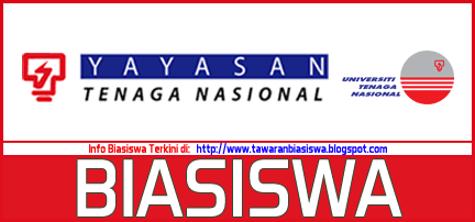 Biasiswa Yayasan Tenaga Nasional (Master dan PhD) UNITEN