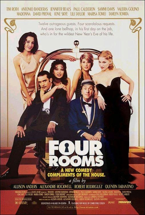 Película: Four Rooms