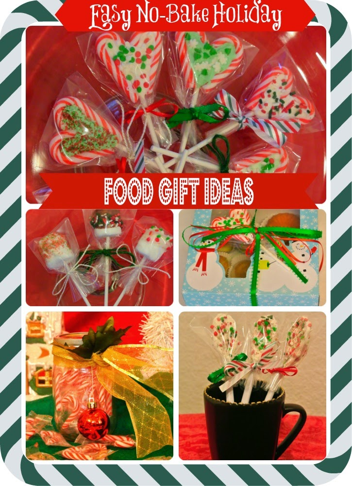 B Is 4 Easy No Bake Holiday Food Gift Ideas