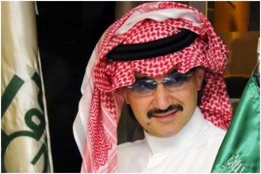 صاندى تايمز: الوليد بن طلال ضمن أغنى 100 شخص بالعالم بـ31 مليار دولار