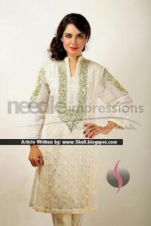 Needle Impressions Feminine Summer Collection 2015