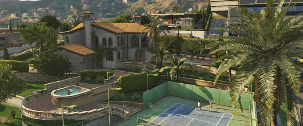 GTA V Properties Locations Map and List