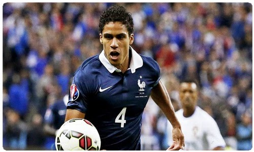 Raphael Varane: We closed Cristiano Ronaldo. We all know about his skill
