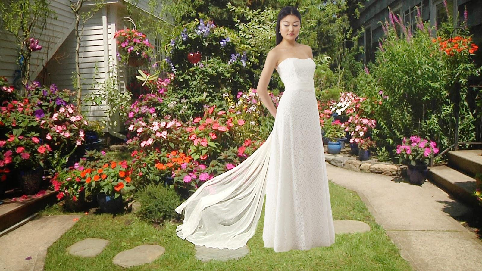 April Rose Bridal: Vintage Chic Wedding Gowns at April Rose