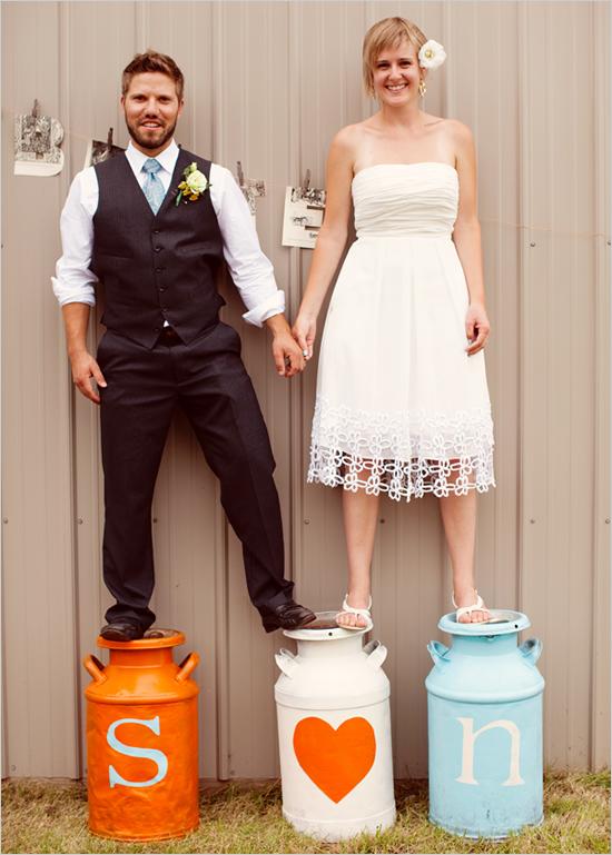 semplicemente perfetto, wedding, matrimonio, rustico, giallo, azzurro, colorato, DIY