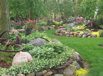 Garden Design Rock Garden Designs For 2011