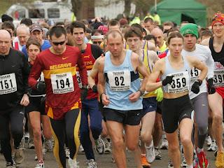 Rahasia Agar Kuat Lari Marathon