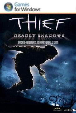 Thief 3: Deadly Shadows PC Cover
