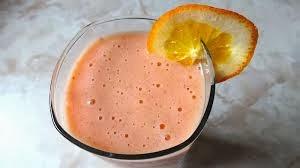 Jugo de naranja para bajar de peso