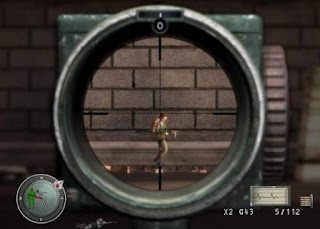 Screenshot Sniper Elite V2
