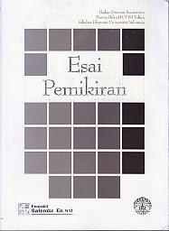 toko buku rahma: buku ESAI PEMIKIRAN, pengarang badan otonom economica, penerbit salemba empat