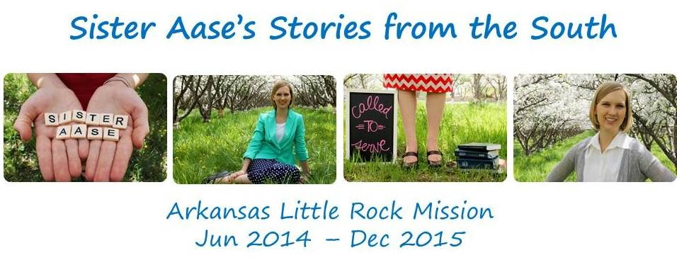 Sister Aase's Stories from the South